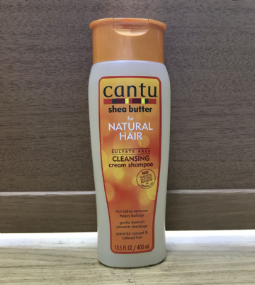 Cantu Sulfate-Free Cleansing Cream Shampoo - 400ml